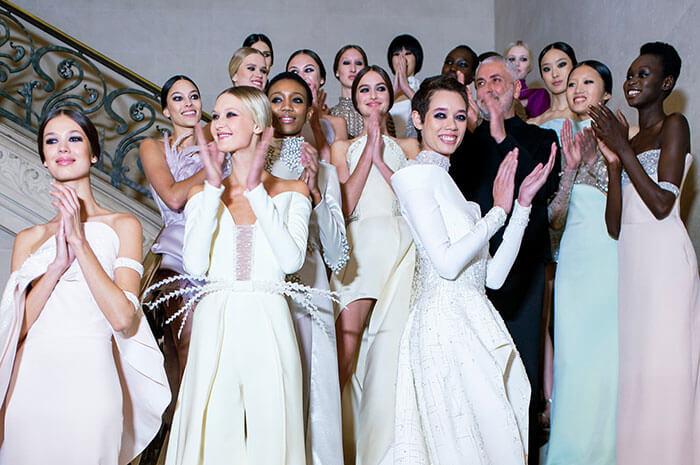 Paris Haute Couture Fashion Week SS20: Antonio Grimaldi x Code8