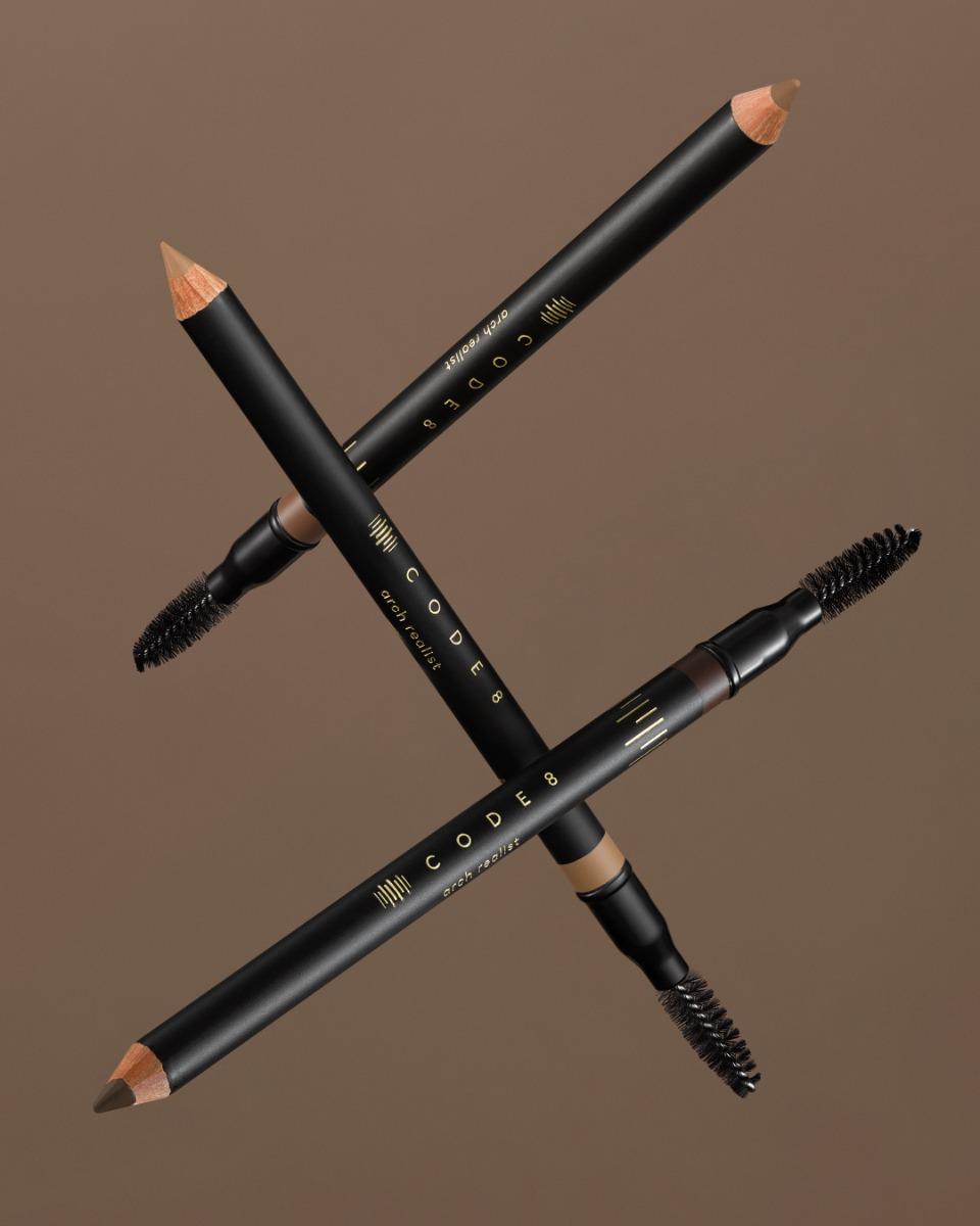 Eyebrow Pencil Up Close