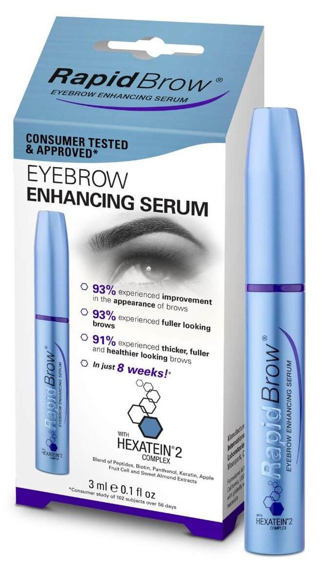 Eyebrow Serum for No Eyebrows