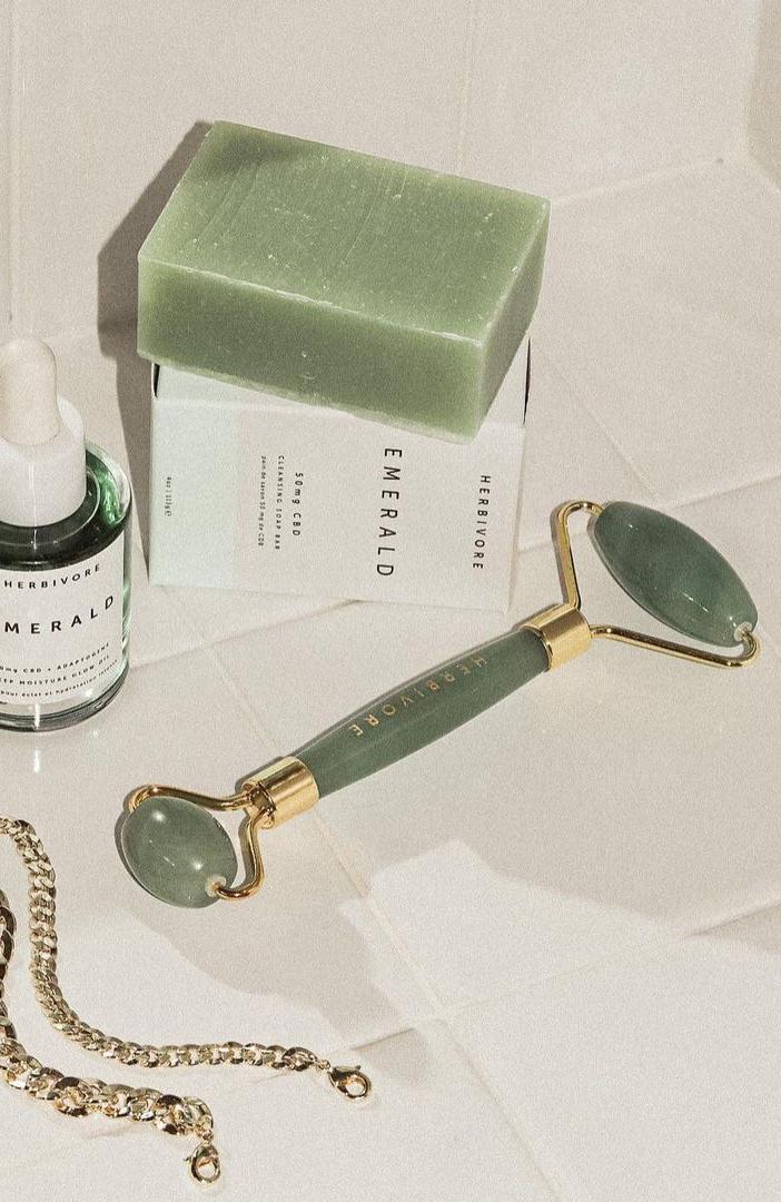 Jade Roller For Grandmas