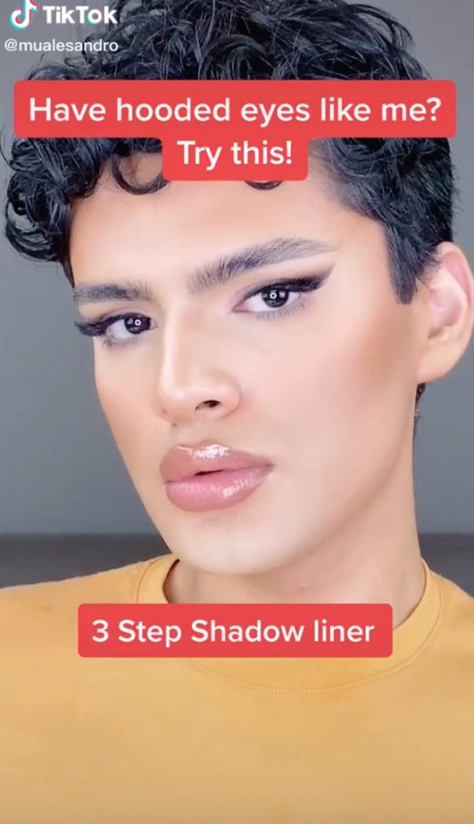 Makeup TikTok - Alesandro