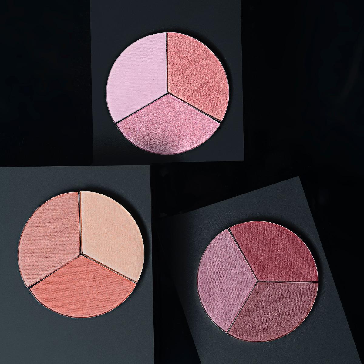 Blush Palette Trio of Colours
