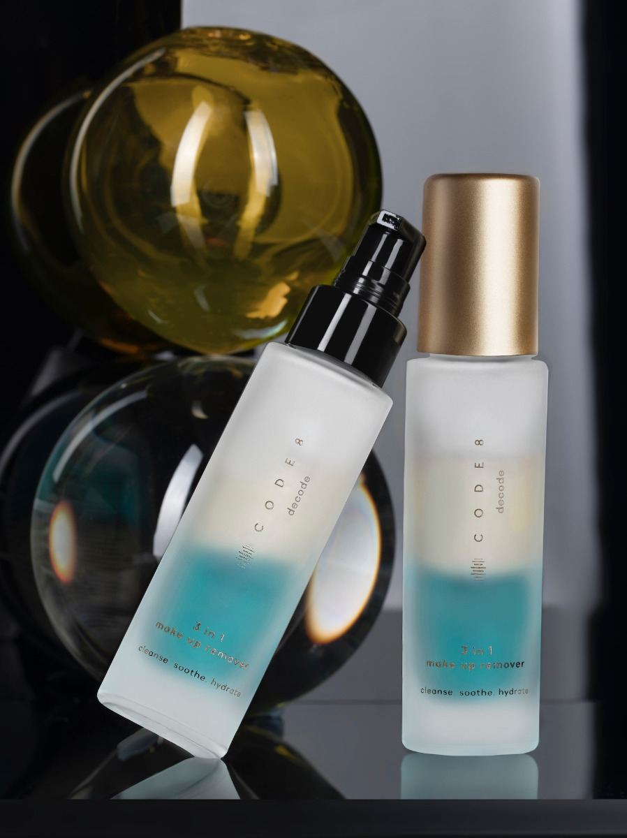 Makeup Remover & Cleanser by Code 8