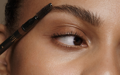 How to achieve natural looking brows using an eyebrow pencil