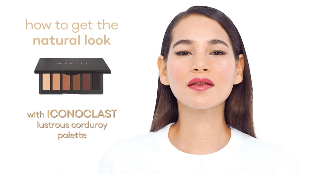 How to get a Natural Look with Code 8 Iconoclast Lustrous Corduroy Palette