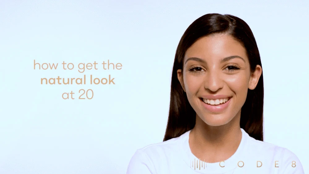 How to Get The Natural Look at 20