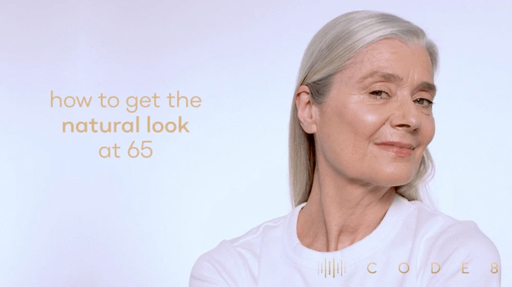 How to Get The Natural Look at 65