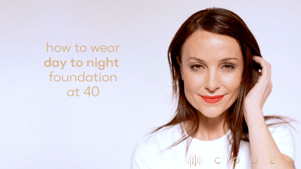 How to Wear Day to Night Foundation at 40