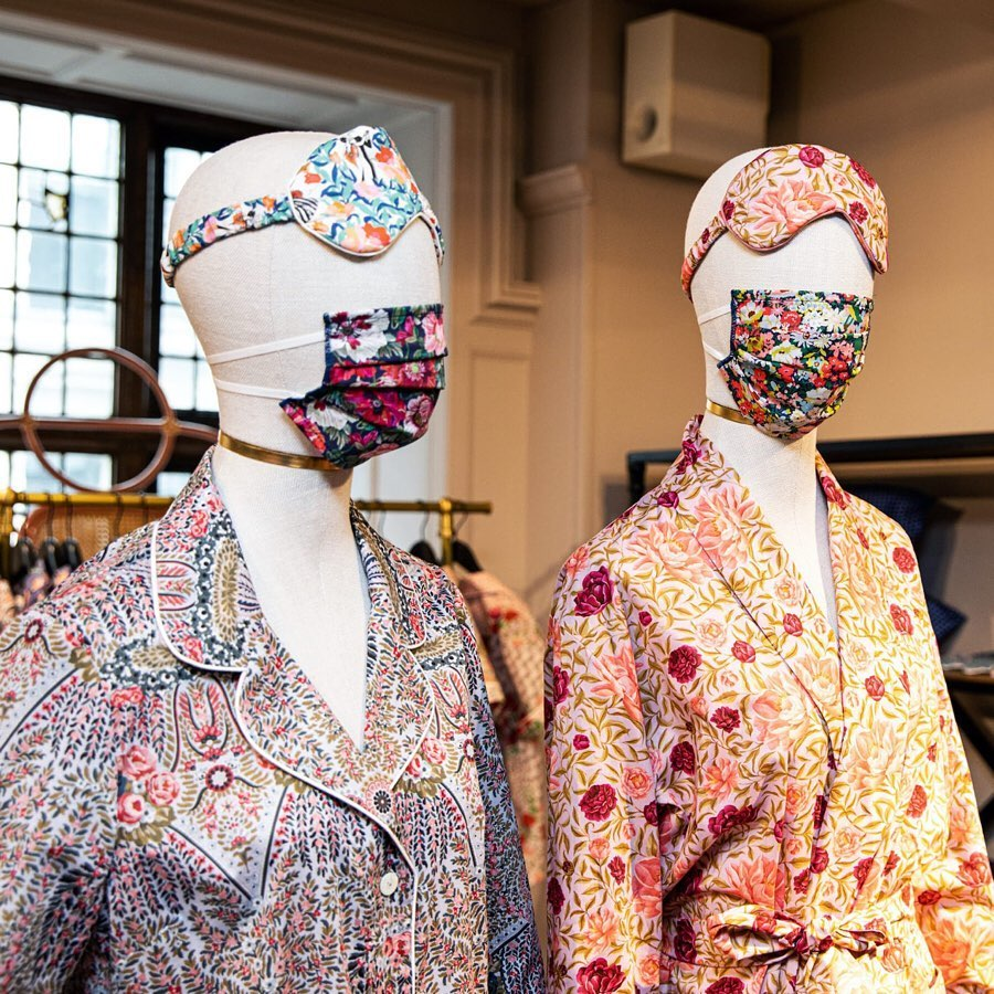 Liberty London's Face Coverings