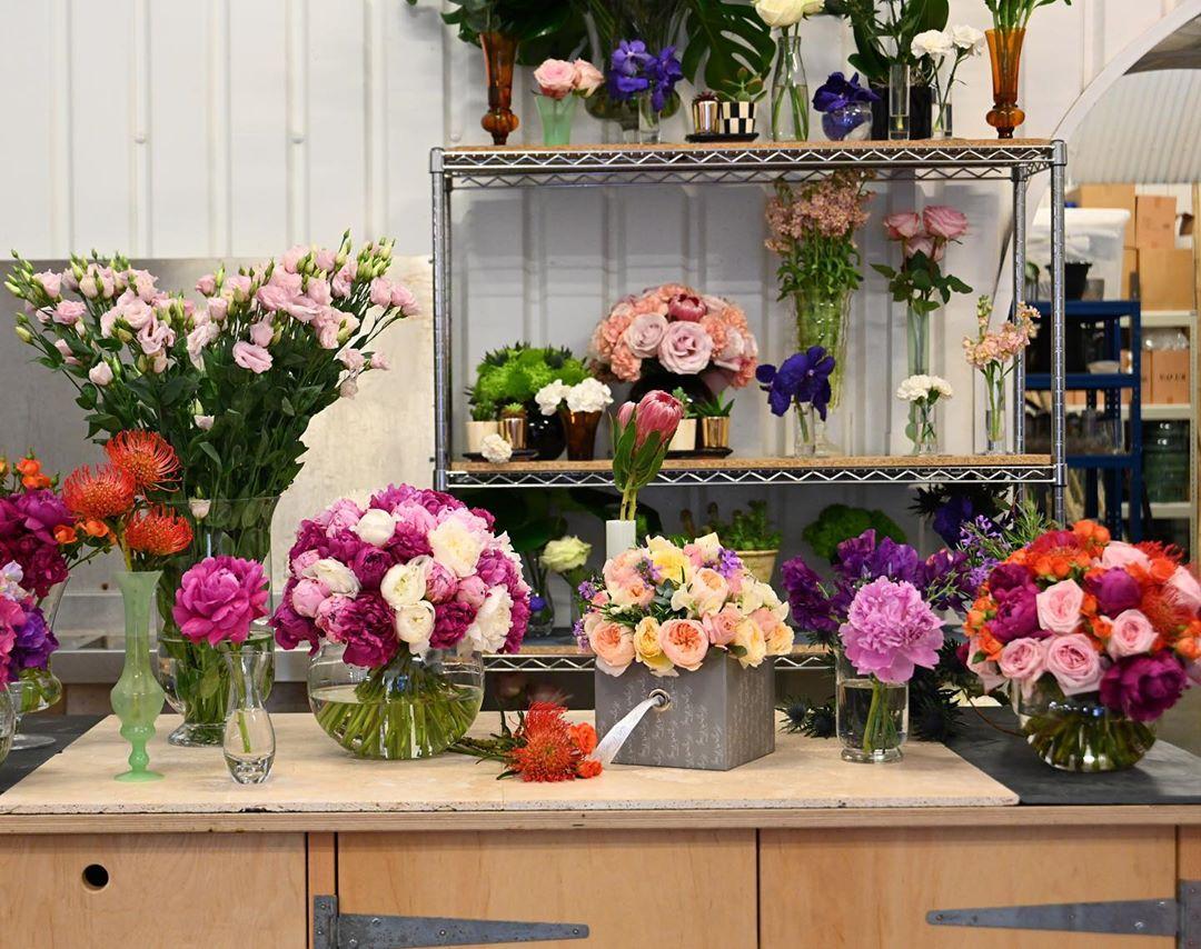 Collection of Flowers by Maison De Fleurs