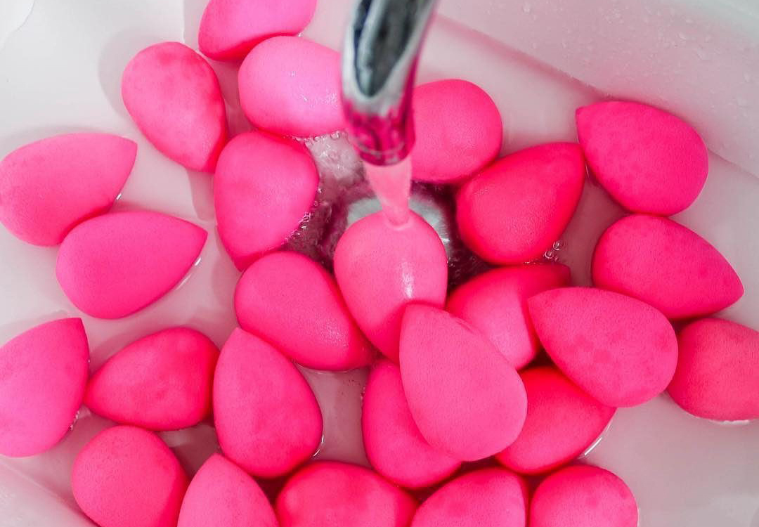 How to Wash Foundation Sponges