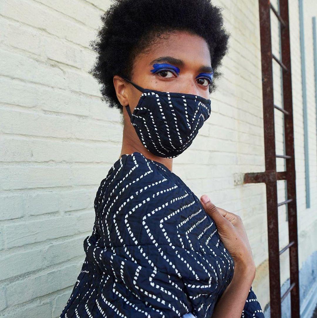 NYFW Trend - Face Masks