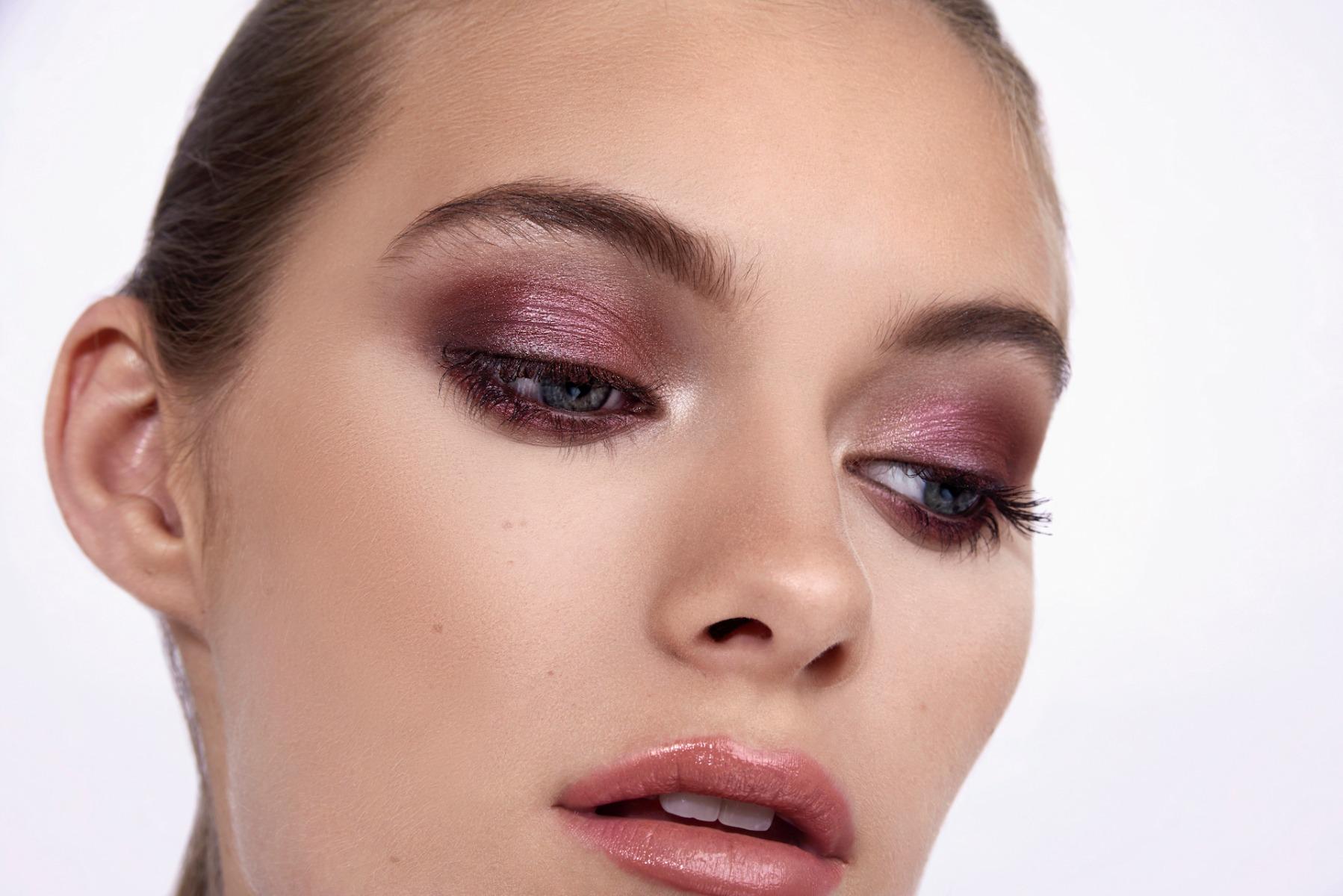Valentines Eyeshadow Look