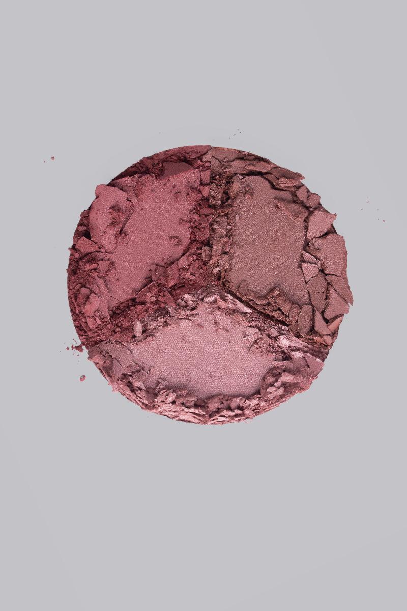 Code 8 Blush Palette in Merlot Swatch