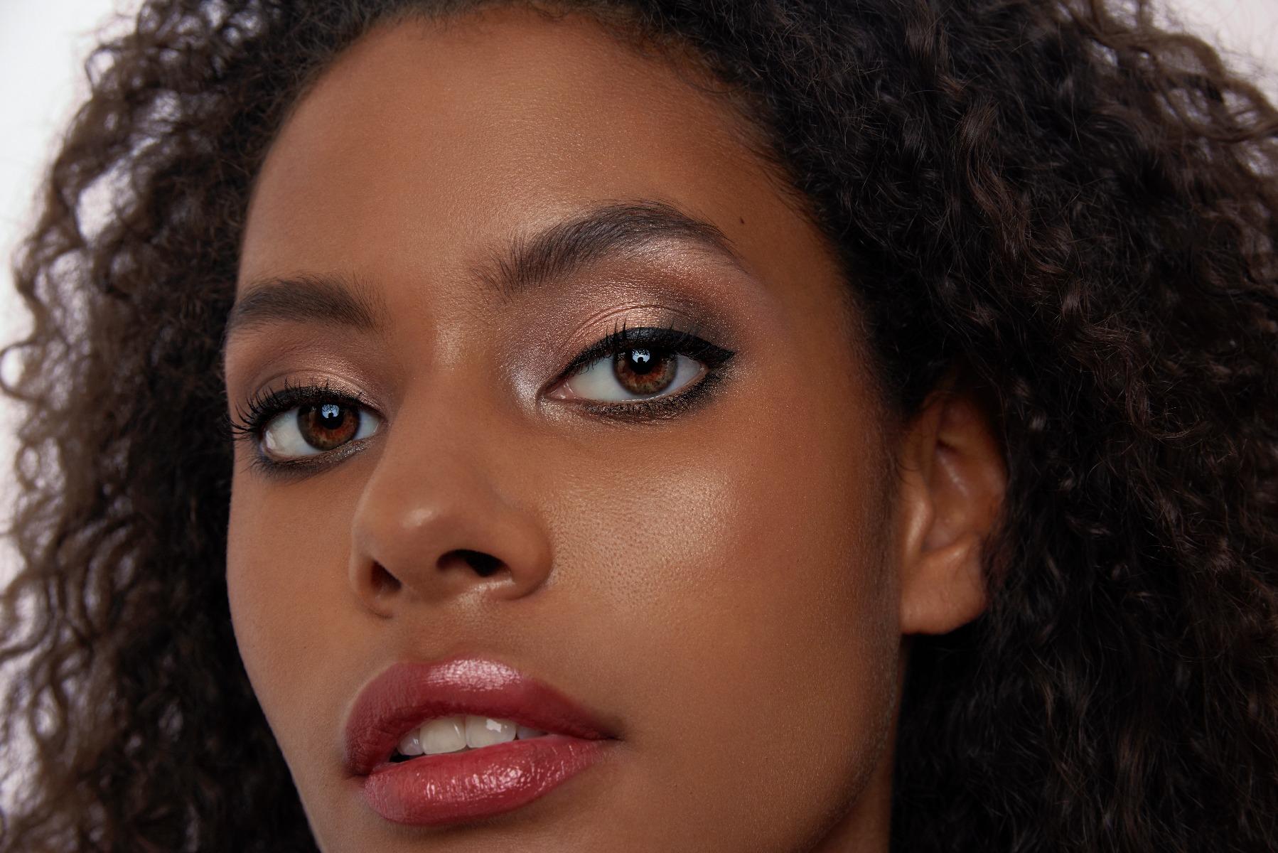 Example of Eye Makeup Beginners Tutorial