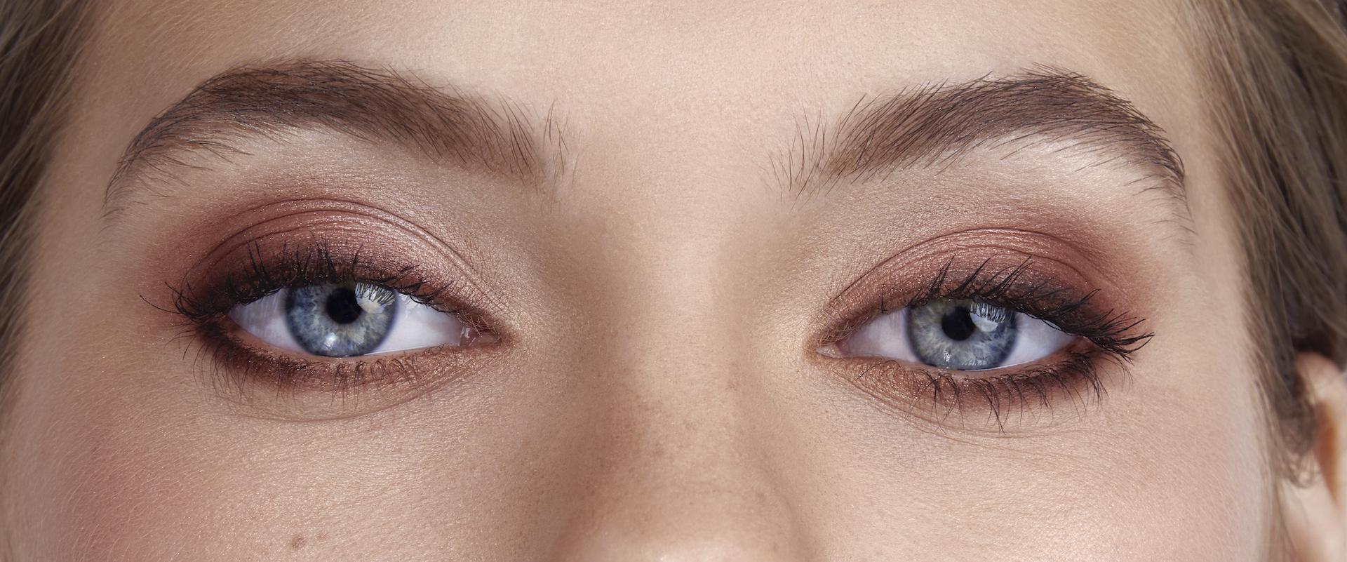 Romantic Eye Makeup Look