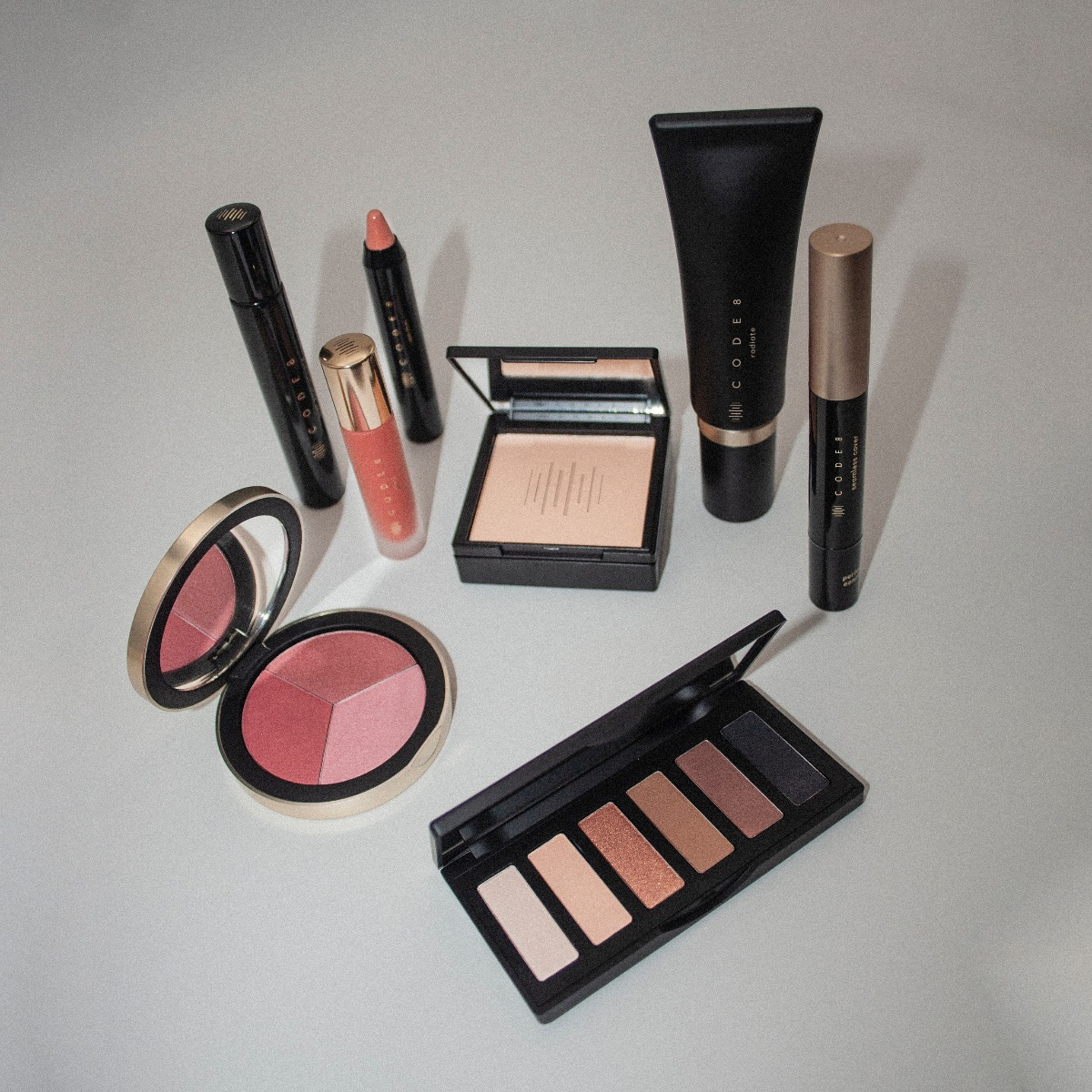 Alexa Chung's Favourite Code8 Makeup Products