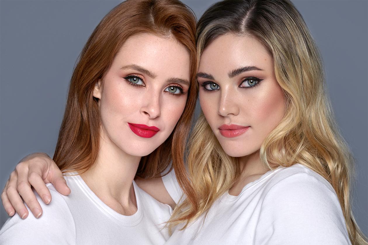 Women Wearing Foundation Good For Skin