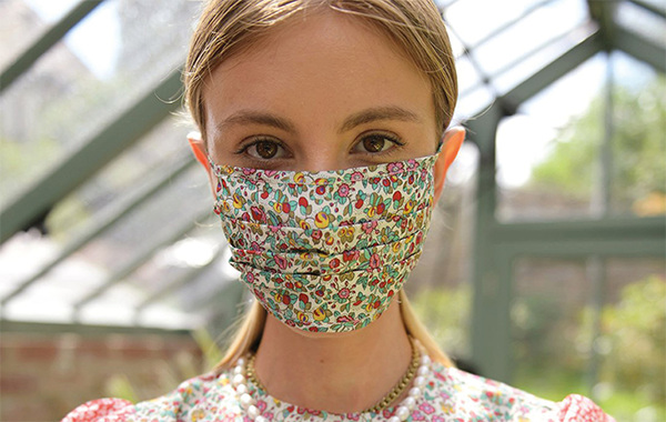 Six Places to Get Fashionable Face Coverings