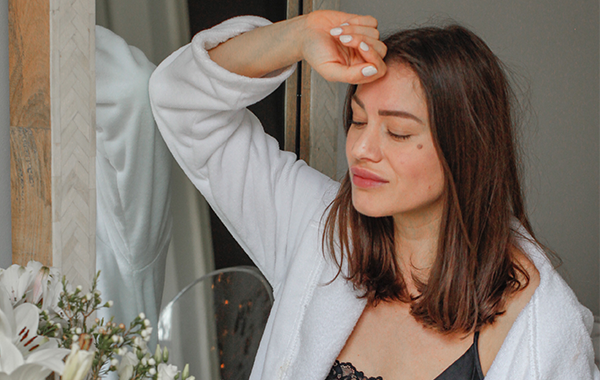How To Relax At Home with Tania Hergenhahn