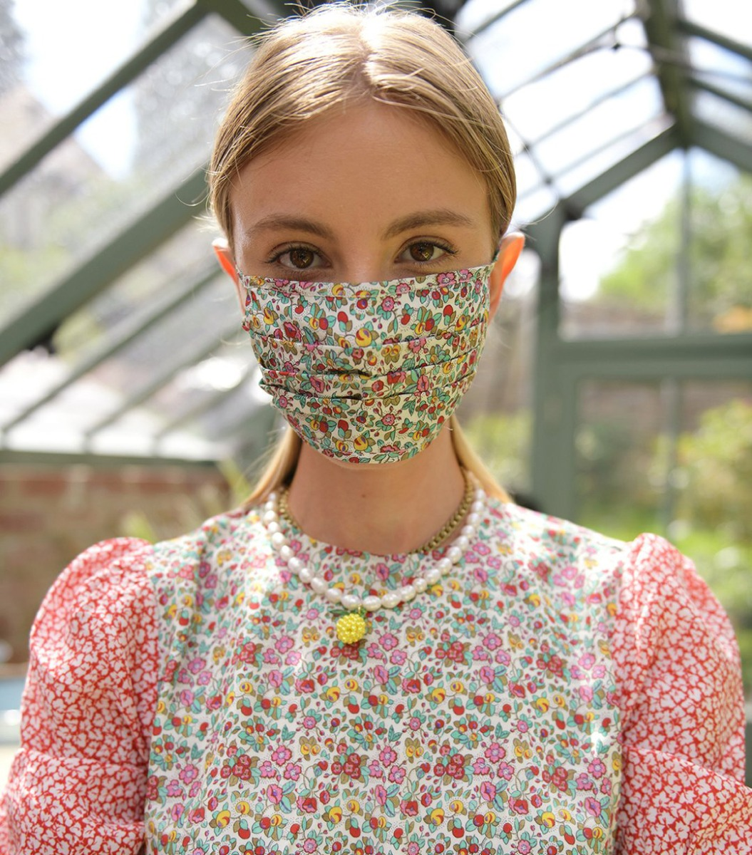 Rixo's Fashionable Face Coverings