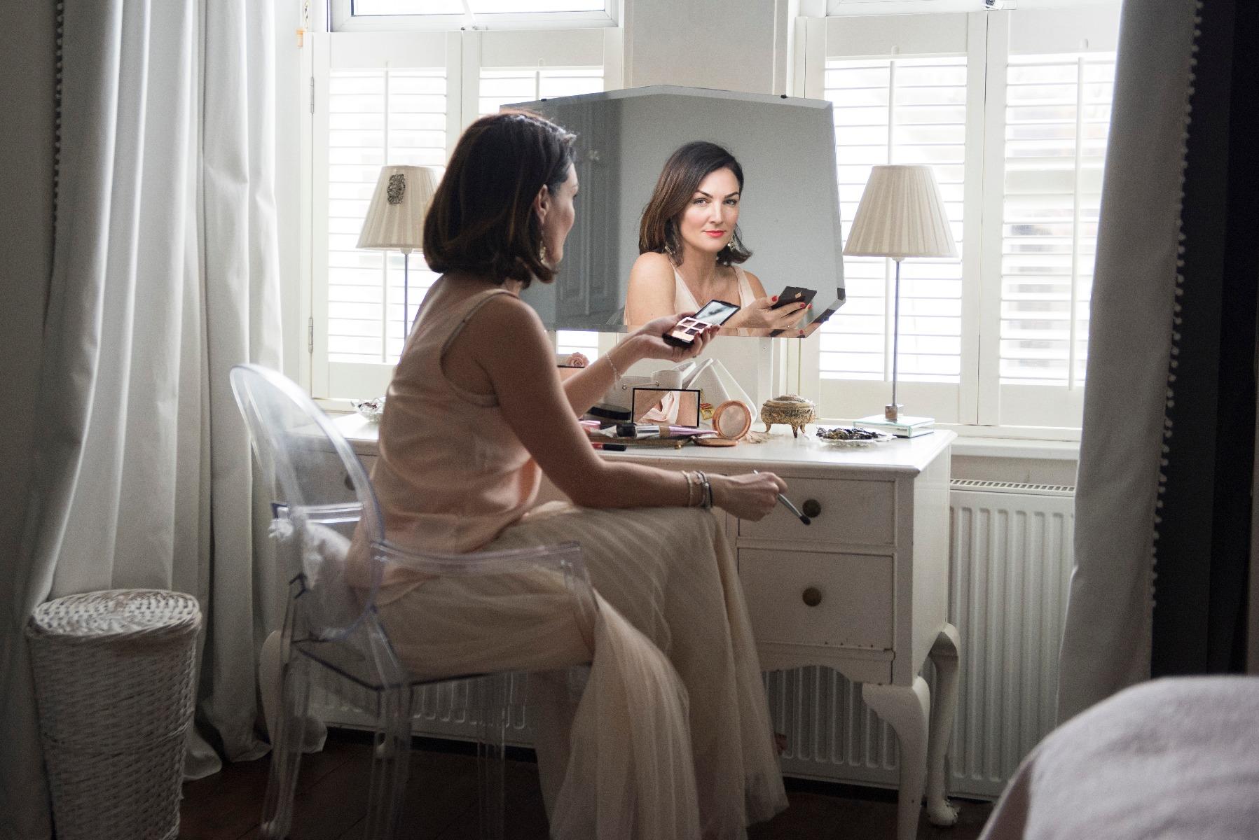 Donna May London Makeup