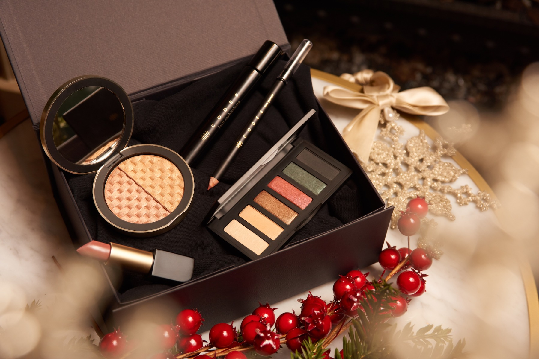 Christmas Makeup Gift Set