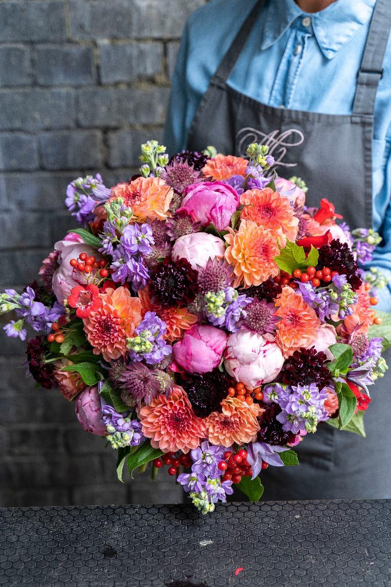 Summer Boquet by Maison de Fleurs