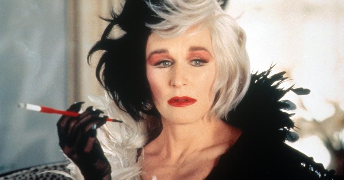 Cruella De Vil Halloween Look