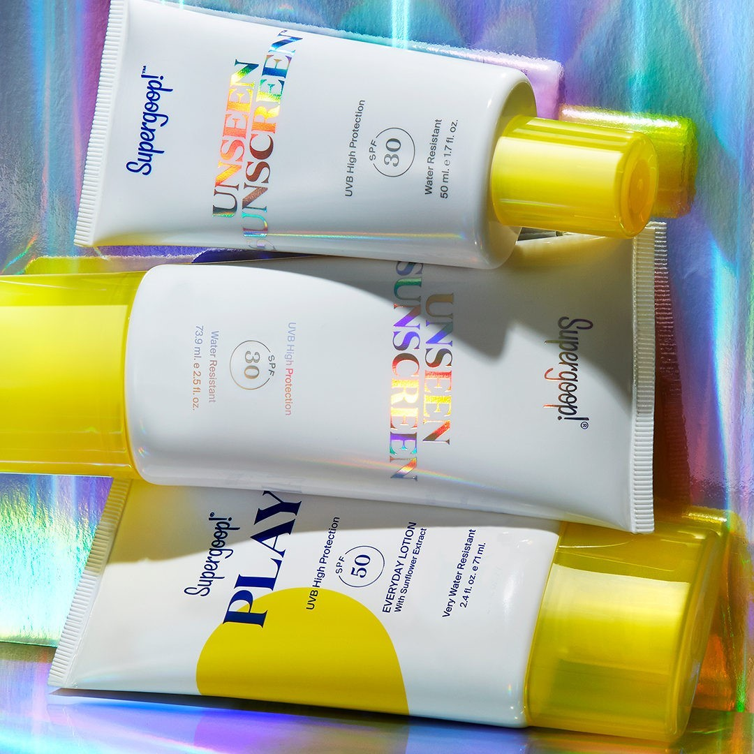 SPF Products for healthy skin