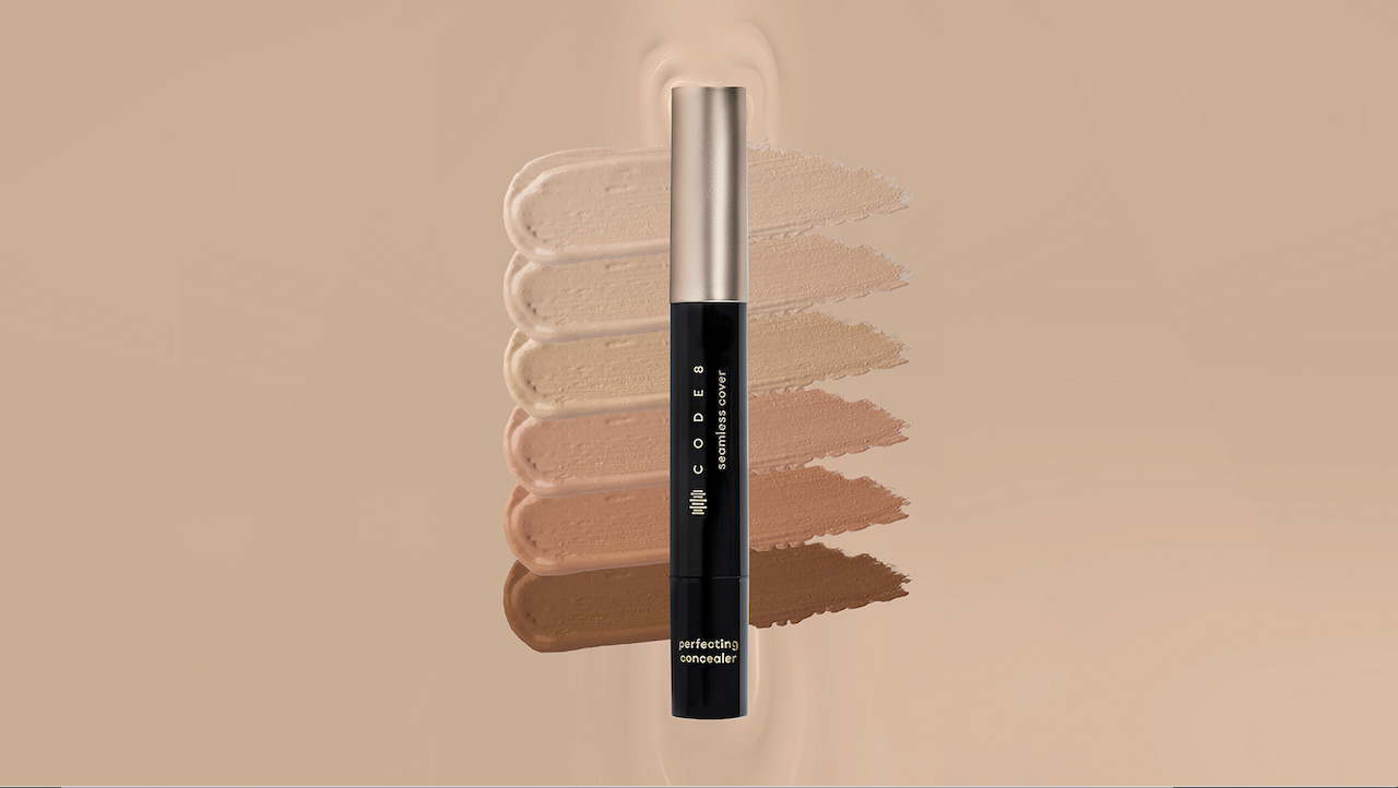 Code8 Concealer - Suitable for Mature Skin