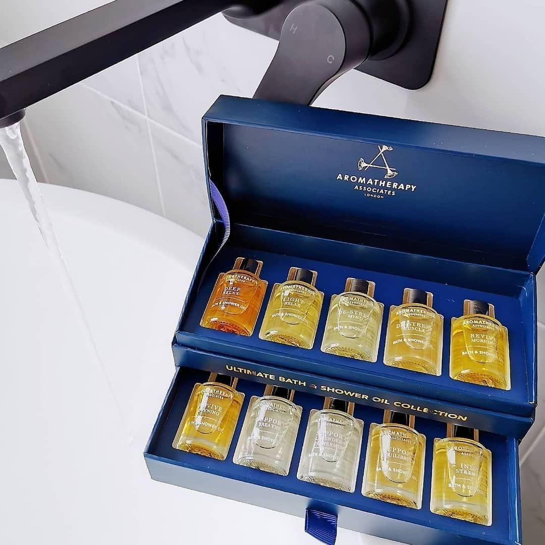 Aromatherapy Set - Christmas Gift