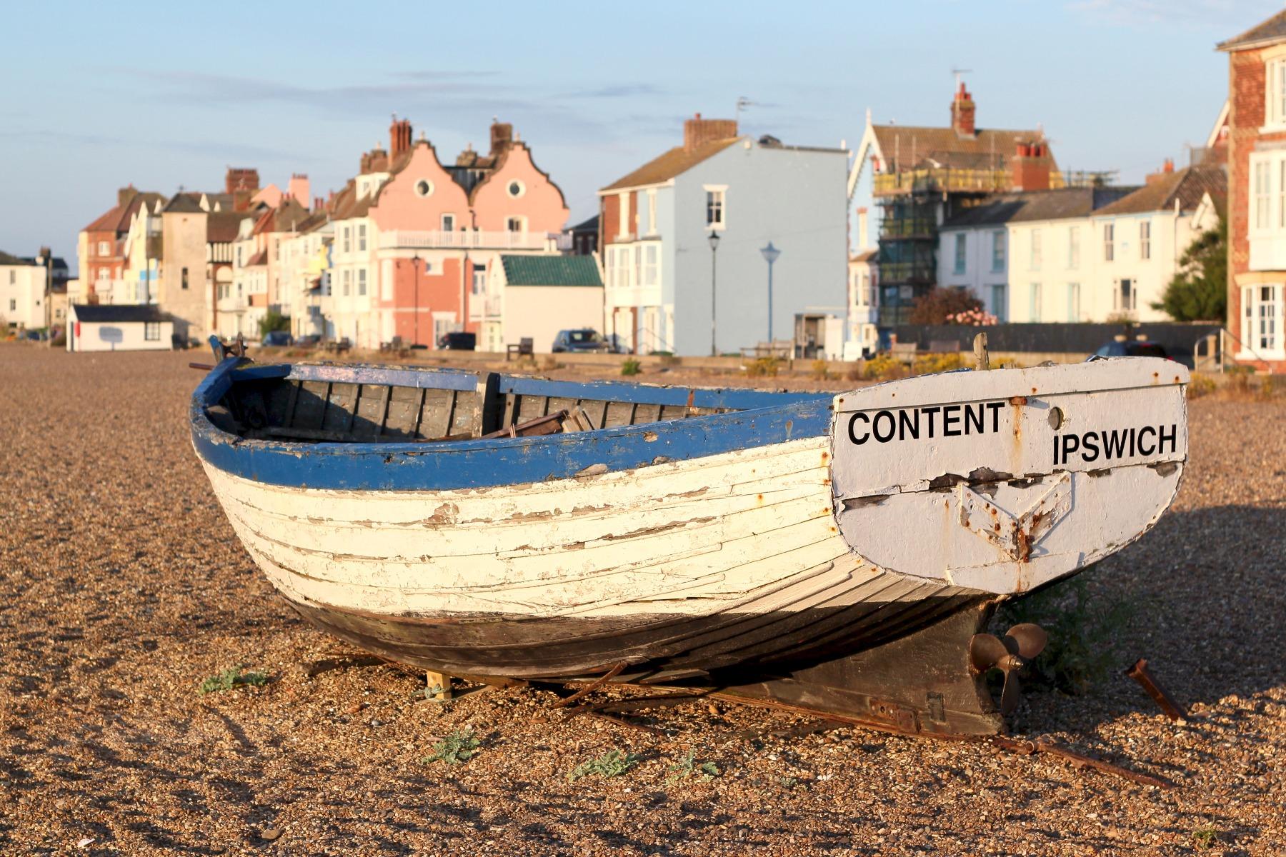 British Staycation - Suffolk