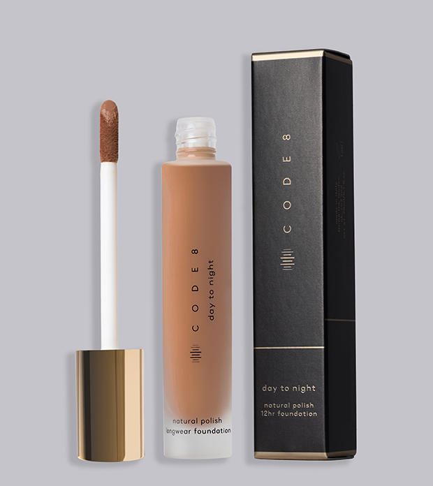 Code 8 Water Based Foundation