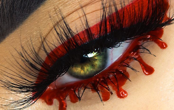 Unique Halloween makeup looks that get noticed
