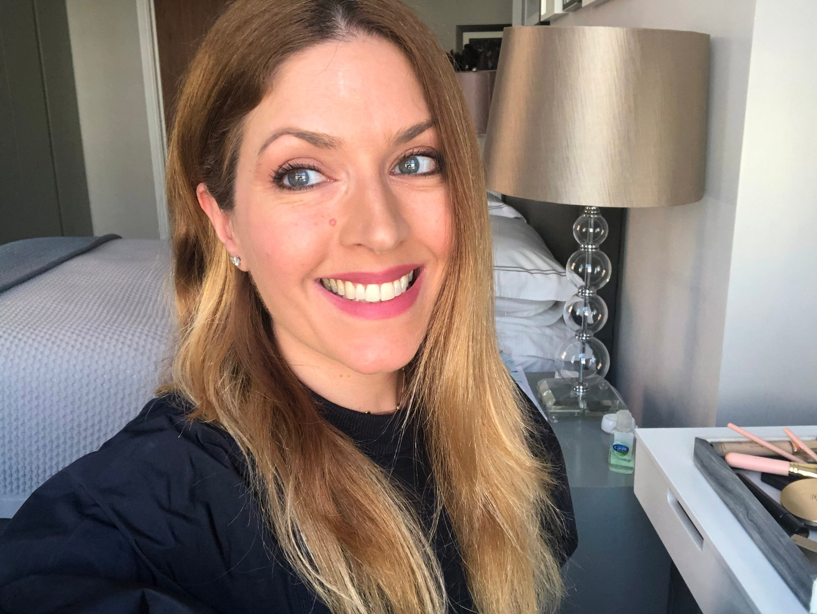 Work Video Call Makeup Look