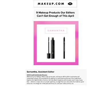 Code8 in Makeup.com