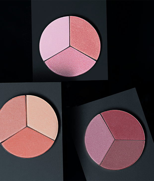 Code 8 Blush Palettes in all Shades
