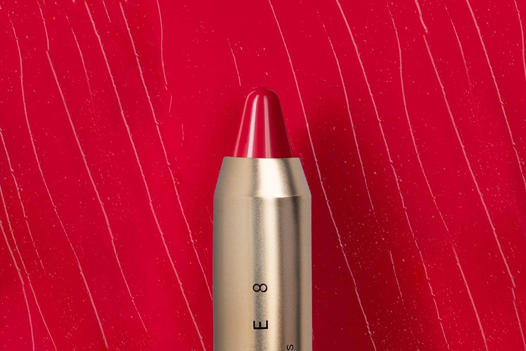 Red Lipstick - Lip & Cheek Tint