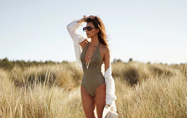 Six Swimsuits to Wear to Bask in the Sunshine
